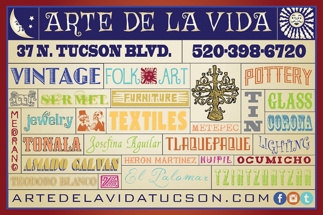 (The Website Presented Here Is A Reflection Of What Arte De La Vida Has In  Stock. All Items Are Either In Stock Or Have Been Sold Thru Our Shop.